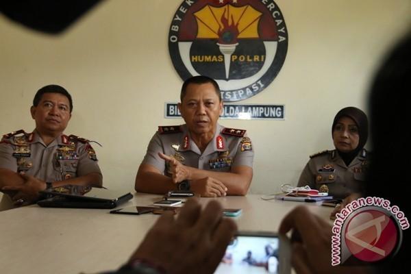 Kapolda Lampung minta maaf salah tangkap wartawan