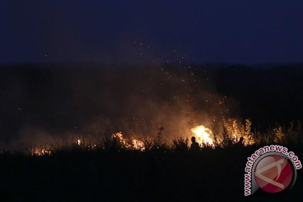 Titik api ditemukan di pulau-pulau besar Indonesia