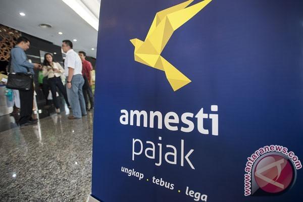 DJP Sumsel - Babel geber program amnesti pajak