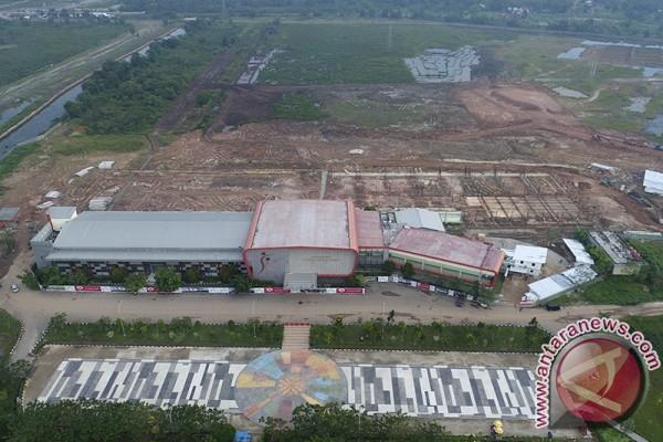 Kawasan Olahraga Jakabaring Palembang akan bebas polusi