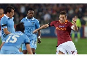 Lazio menang 3-1 atas Roma