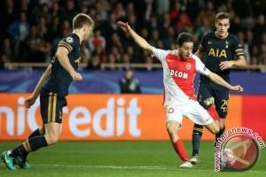 Monaco menang 2-1 atas Bordeaux