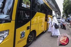 Pemkab Ogan Komering Ulu terima bantuan bus sekolah