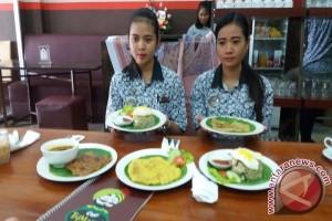 Cafe Tajmahal Palembang sajikan makanan khas India