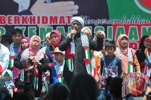 Opick galang dana Palestina-Aleppo lewat konser