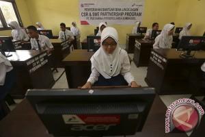 Penyerahan CSR Pendidikan Pertamina MOR II