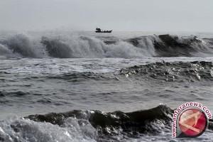 BMKG: Gelombang perairan pangkalpinang 1,5-2,0 meter