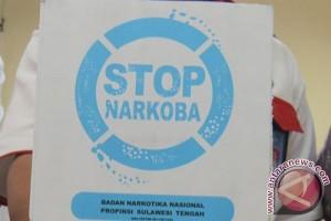 BNNP Sumsel tingkatkan operasi pemberantasan narkoba