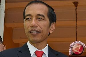 Presiden Jokowi bertolak ke Arab Saudi