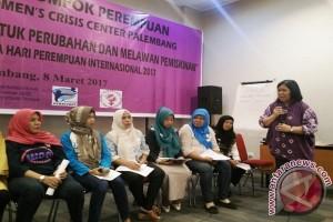 WCC Palembang berupaya minimalkan kekerasan terhadap perempuan