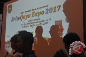 Pemprov Sumsel akan gelar Sriwijaya Expo 2017