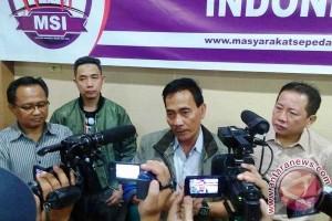 Permintaan sepeda di Palembang meningkat