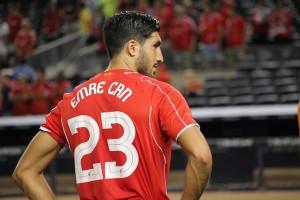 Emre Can kembali berlatih bersama Liverpool