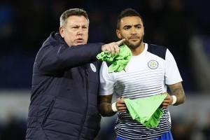 Shakespeare dipermanenkan sebagai Manajer Leicester City