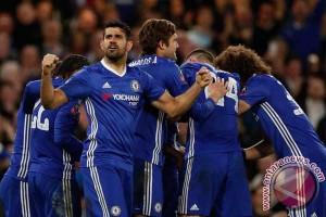Chelsea tundukkan HUll dan melaju ke perempat final