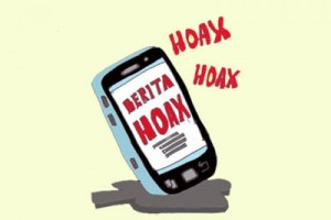 Indonesia darurat berita Hoax