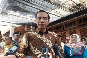 Presiden tinjau proyek Dam Sei Gong Batam