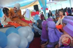 Siswa Paud peringati hari air dengan dongeng