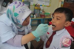 Penderita karies gigi di Palembang tergolong tinggi