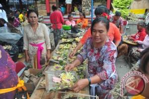 Persiapan Panca Wali Krama Pura Sriwijaya