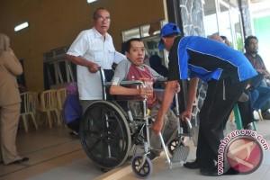 Dinsos OKU salurkan dana bantuan penyandang disabilitas