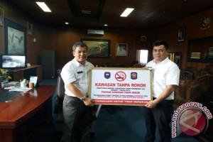 Warga merokok sembarang tempat didenda Rp500 ribu