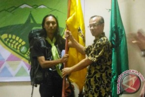 "Wow...tiga wakil ""Mafesripala"" ekspedisi ke Puncak Jaya"