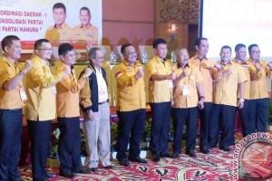 Hanura restui Mularis maju pilkada Palembang 2018