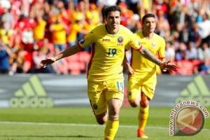 Rumania bermain imbang tanpa gol dengan Denmark