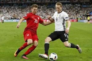 Rangkuman pertandingan kualifikasi Eropa Piala Dunia