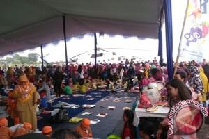 TNI-AU motivasi anak Paud lewat lomba