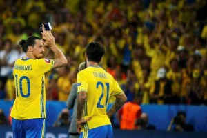 Swedia kalahkan Portugal 3-2