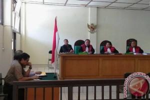 Mantan Sekda Sumsel beri kesaksian di sidang