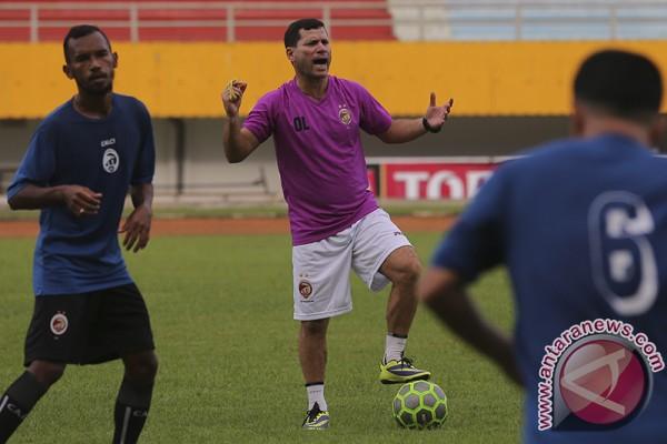 Sriwijaya FC menjanjikan kemenangan melawan Mitra Kukar