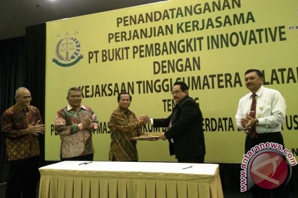 PT BPI-Kejati Sumsel MoU sepakati jaga aset negara