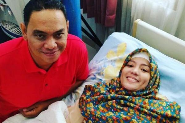Aktris Renita Sukardi meninggal dunia