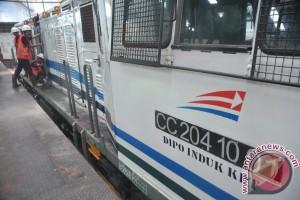Pesanan tiket kereta api lebaran mulai meningkat