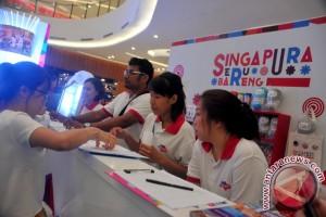 Travel Fair Singapura Seru Bareng