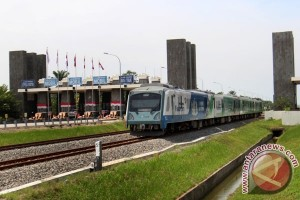 KAI tambah tujuh lokomotif untuk Sumut