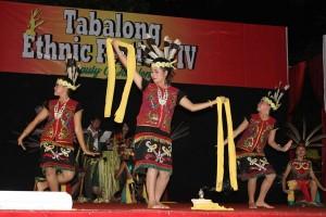 Festival musik panting meriahkan pergelaran budaya tabalong