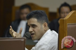 Nazaruddin ungkap jatah uang Setnov dari KTP-e