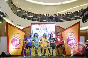 Penjualan jersey Sriwijaya FC meningkat