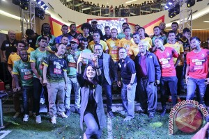Osvaldo targetkan Sriwijaya FC menang di laga perdana
