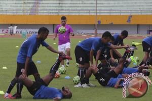 Maldini Pali termotivasi menangkan Sriwijaya di Makassar