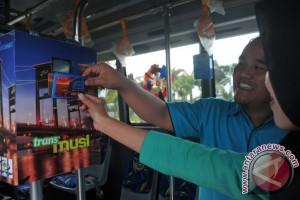 Transmusi Palembang siap gunakan E-money BSB cash