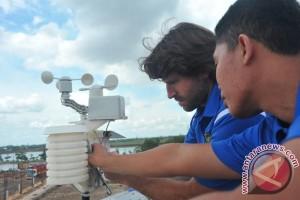 Pemprov Sumsel dapat hibah alat pendeteksi cuaca