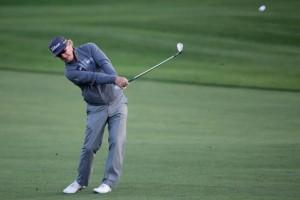 Hoffman tahan kendala angin untuk pimpin putaran pertama di Augusta