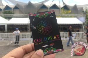 Konser Coldplay Thailand didominasi penonton Indonesia