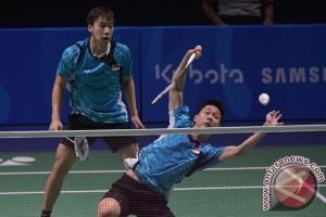 Marcus dan Kevin satu-satunya wakil Indonesia di final China