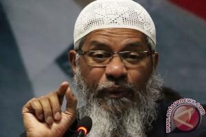 Ceramah Zakir naik dihadiri ribuan orang